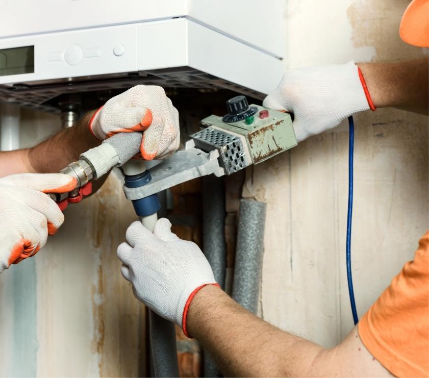 wykonywanie instalacji gazowych