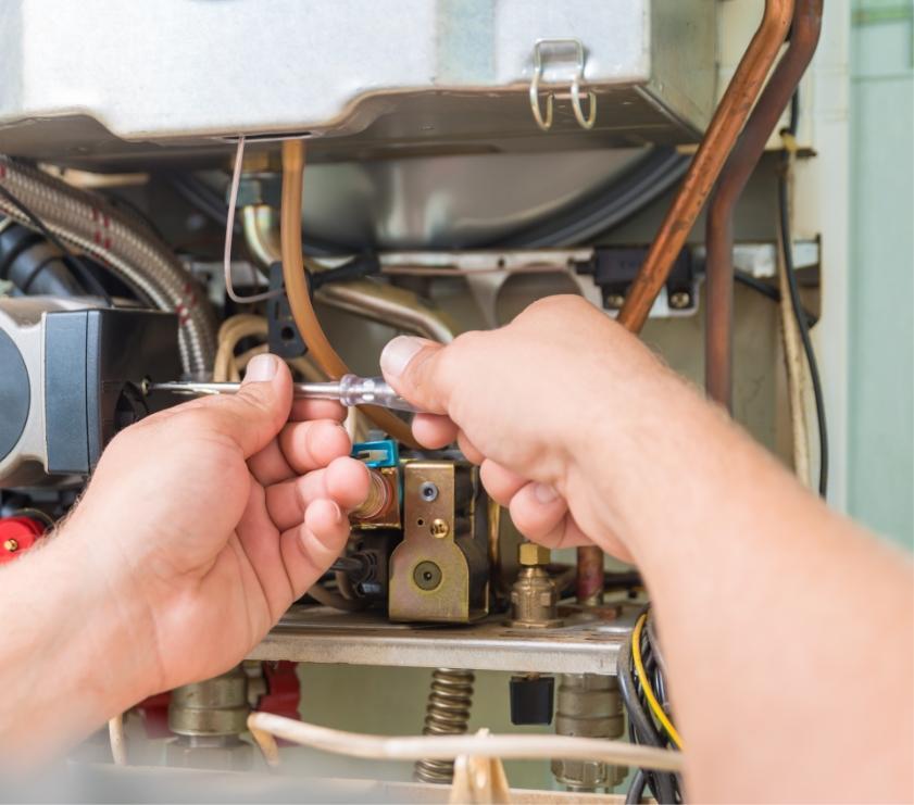 naprawa pieców gazowych